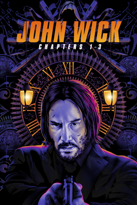 John Wick Chapters 1-3 HD Download