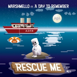 View album Rescue Me (feat. A Day to Remember) - Single