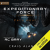Craig Alanson - Zero Hour: Expeditionary Force, Book 5 (Unabridged)  artwork