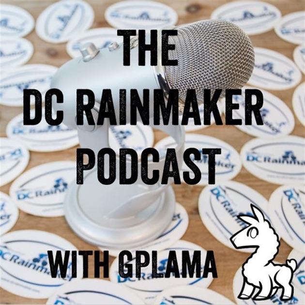 The DC Rainmaker Podcast af DC Rainmaker & GPLAMA på Apple