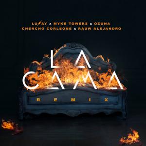 Lunay, Myke Towers & Ozuna - La Cama feat. Chencho Corleone & Rauw Alejandro [Remix]