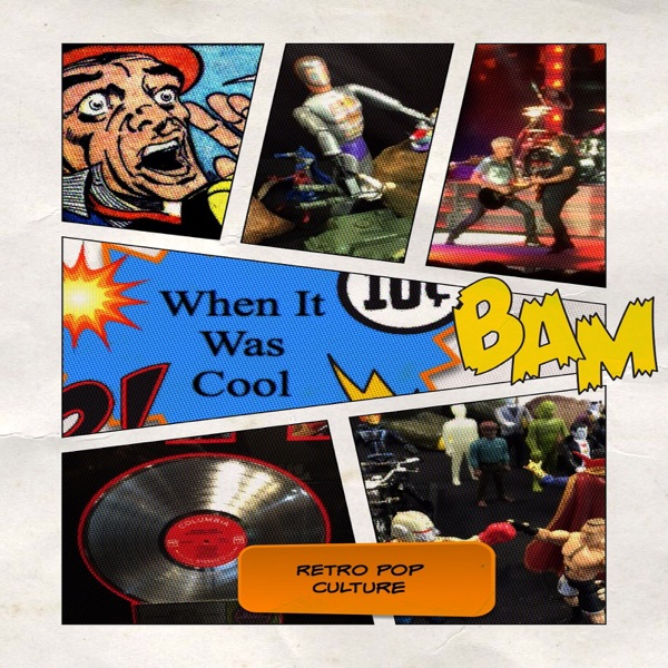 When It Was Cool Newsletter Podcast Special - Issue 1 Bonus Show