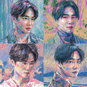 SUHO - Self-Portrait