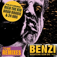 Whatcha Gon Do (feat. Bhad Bhabie, Rich The Kid & 24hrs) [The Remixes] - EP Mp3 Download