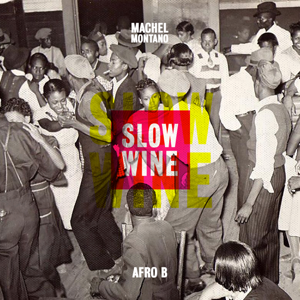 Machel Montano & Afro B - Slow Wine