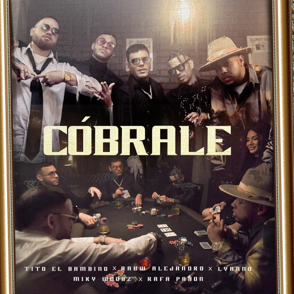 Cobrale (feat. Miky Woodz & Rafa Pabön) - Single