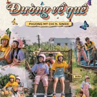 Download Mp3 Phương Mỹ Chi - Đường Về Quê (feat. Sinike) - Single