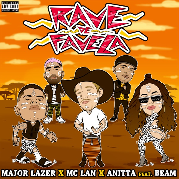 Rave de Favela - Single