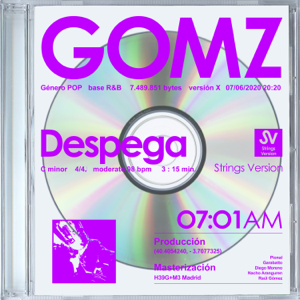 GOMZ - Despega (Strings Version)