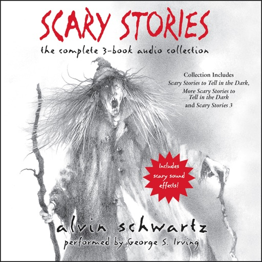 Scary Stories Audio Collection - Alvin Schwartz