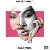 Hailee Steinfeld - I Love You's artwork