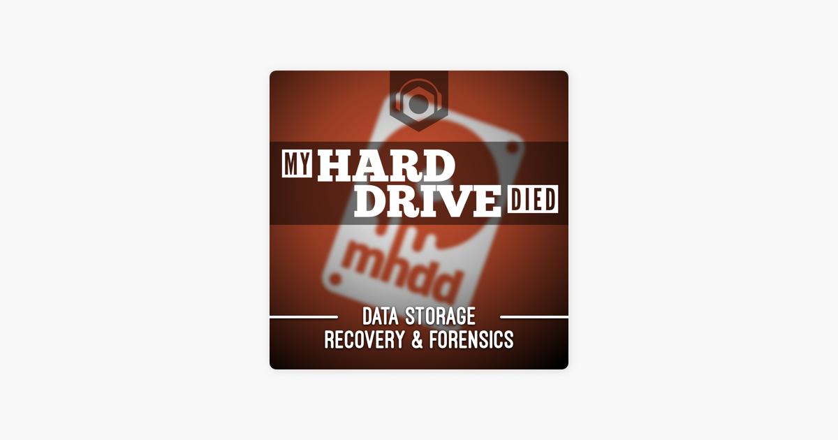 My Hard Drive Died - Podnutz: My Hard Drive Died #31 – SSD