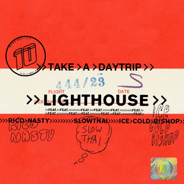 Lighthouse (feat. Rico Nasty, slowthai & ICECOLDBISHOP) - Single