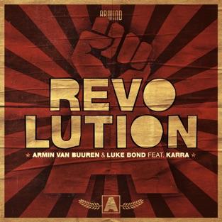 Armin van Buuren & Luke Bond – Revolution (feat. KARRA) – Single [iTunes Plus AAC M4A]