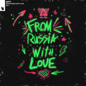 ARTY - From Russia with Love, Vol. 1 - EP