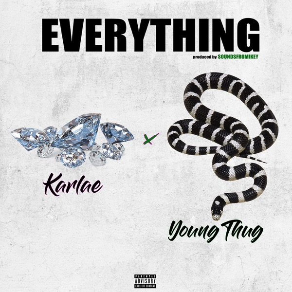Everything (feat. Young Thug) - Single