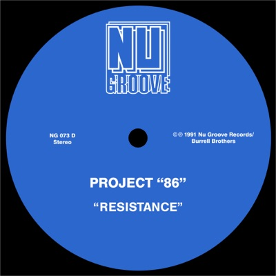 Resistance - EP - Project 86