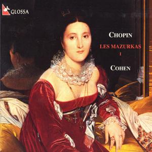 Patrick Cohen - Chopin: Mazurkas, Vol. 1