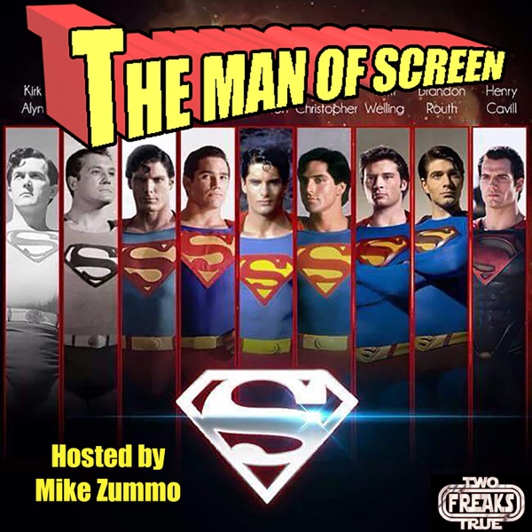 The Man of Screen Podcast Episode 109 - New Superfriends: The Pied
