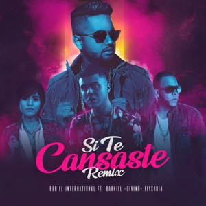 Si Te Cansaste (Remix) [feat. Darkiel, Divino & ELYSANIJ] - Single Mp3 Download