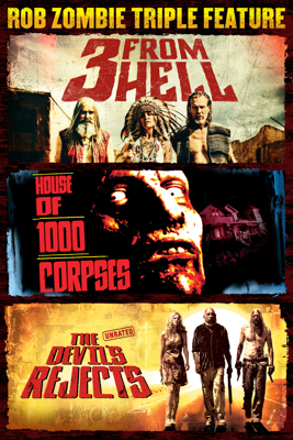Rob Zombie Triple Feature HD Download