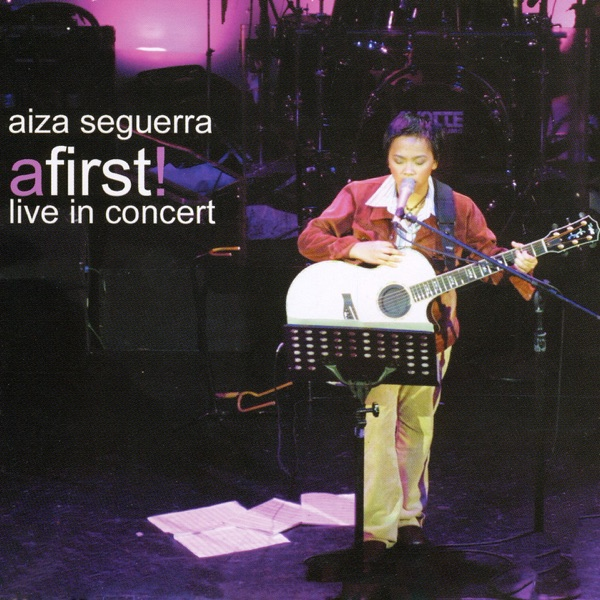 A First Live in Concert