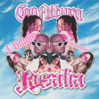 Descargar mp3 Con altura feat el guincho rosalia j balvin