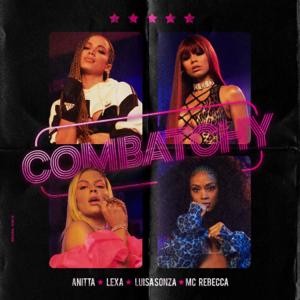 Anitta, Lexa & Luísa Sonza - Combatchy feat. MC Rebecca