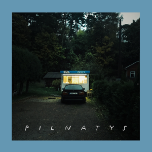 Pilnatys - Žuvys - EP