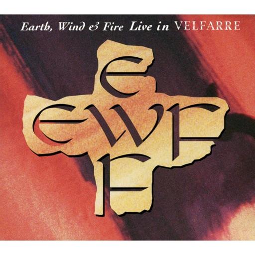EARTH, WIND & FIRE LIVE IN VELFARRE_1995.4.20