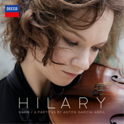 García Abril: 6 Partitas - Hilary Hahn - Hilary Hahn