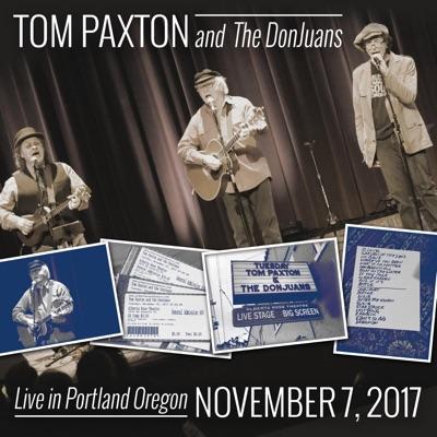 Live in Portland Oregon (November 7, 2017) - Tom Paxton