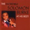 Please Come Back Home to Me - Solomon Burke lyrics