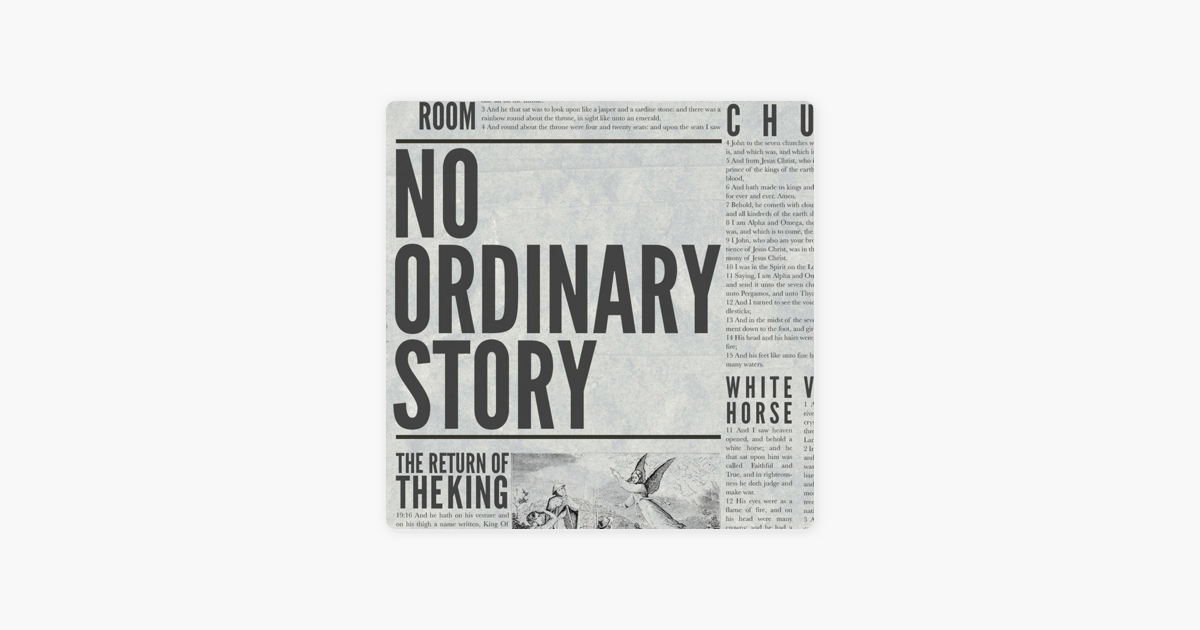 Waymaker Church: No Ordinary Story: The Lamb and the Scroll on Apple