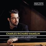 Charles Richard-Hamelin - Ballade No. 4 in F Minor, Op. 52