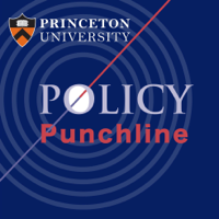 Podcast cover art for Policy Punchline