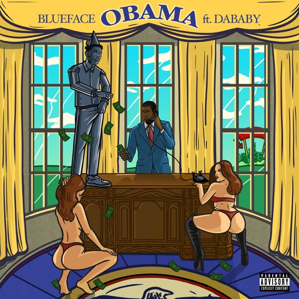 Blueface - Obama (feat. DaBaby)
