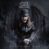 Ozzy Osbourne - Ordinary Man  artwork