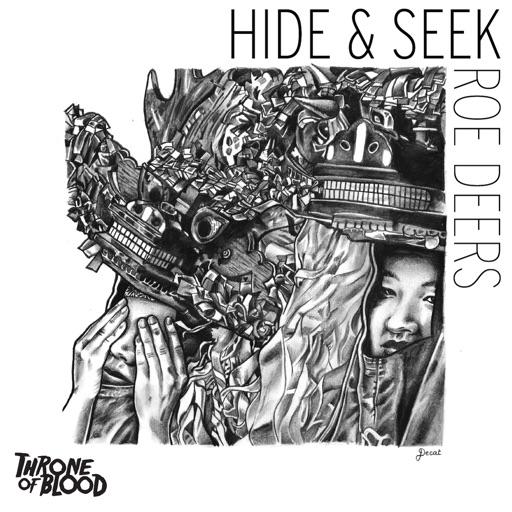 Hide & Seek by Roe Deers