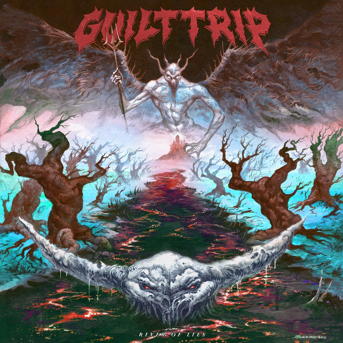 Guilt Trip - River of Lies (2019)