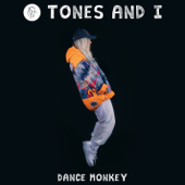 Dance Monkey - Tones and I Cover Art