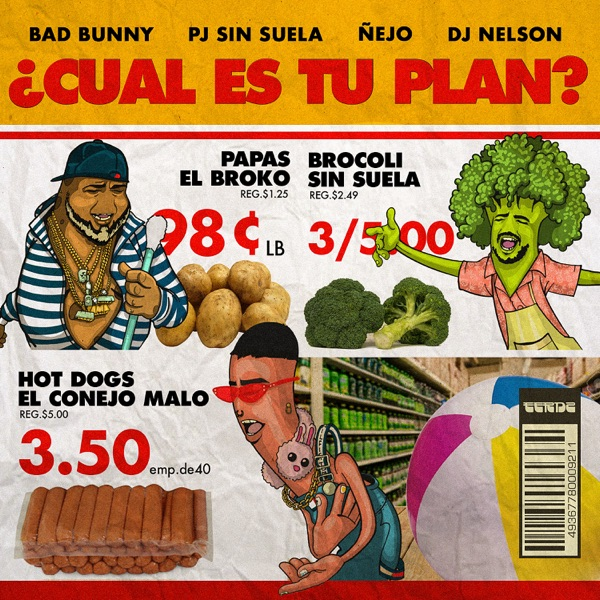¿Cual Es Tu Plan? - Single (feat. DJ Nelson) - Single