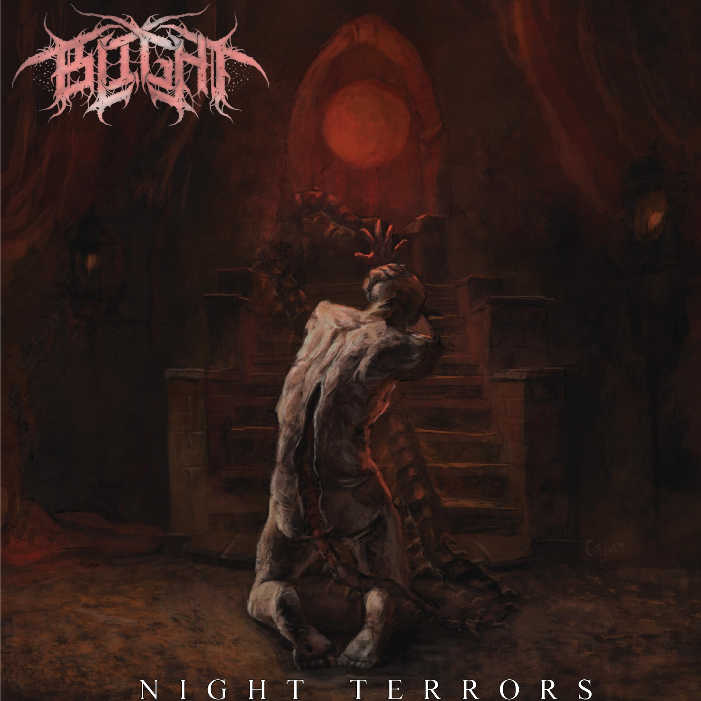 Blight - Night Terrors [EP] (2019)