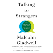 Talking to Strangers - Malcolm Gladwell Cover Art