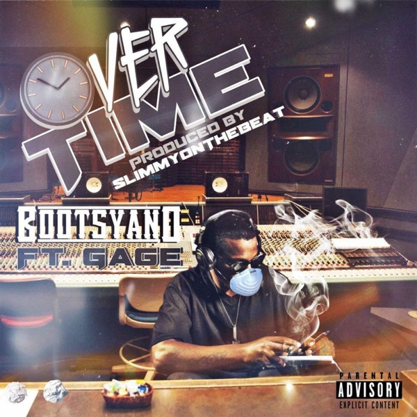 Over Time (feat. GAGE) - Single