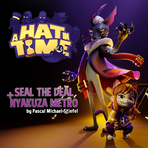 ‎A Hat in Time (Original Game Soundtrack) by Pascal Michael Stiefel