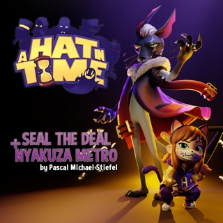 A Hat in Time (Original Game Soundtrack) by Pascal Michael Stiefel