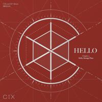 CIX - HELLO Chapter 2: Hello, Strange Place - EP