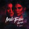 Danna Paola & Greeicy - Mala Fama (Remix) ilustración