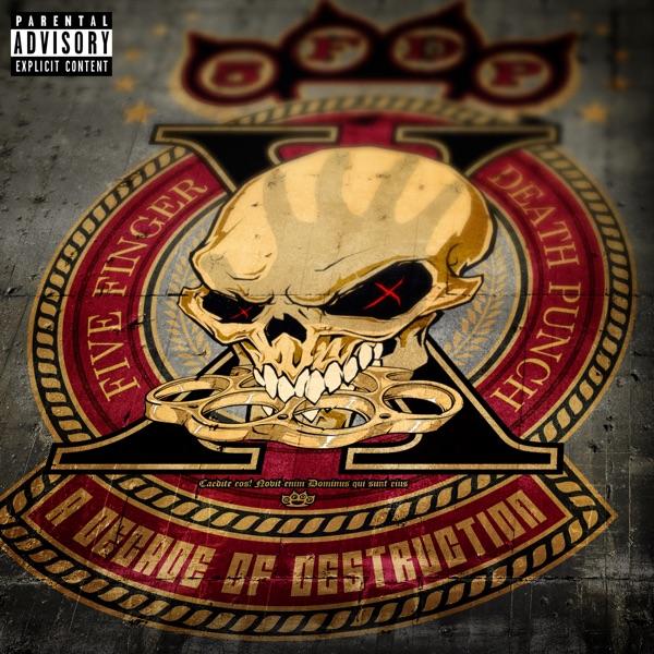 Five Finger Death Punch mit Battle Born